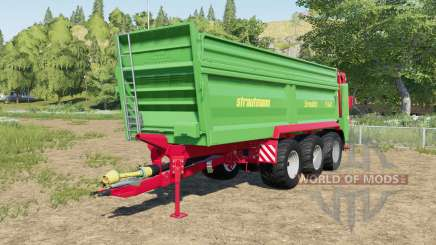 Strautmann PS 3401 increased working width pour Farming Simulator 2017