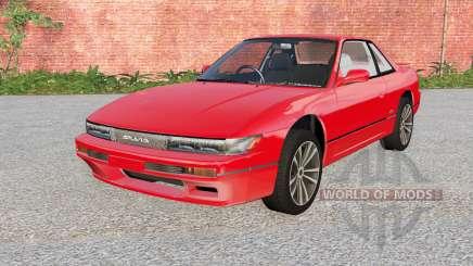 Nissan Silvia (S13) pour BeamNG Drive