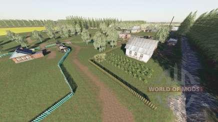 Baldachino v3.0 pour Farming Simulator 2017
