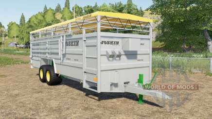 Joskin Betimax RDS 7500 pour Farming Simulator 2017