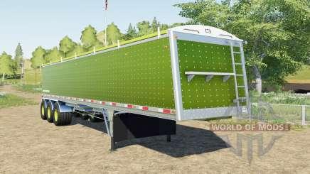 Lode King Distinction capacity selectable pour Farming Simulator 2017