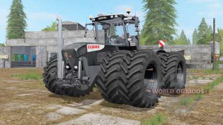 Claas Xerion 3800 Trac VC double wheels pour Farming Simulator 2017