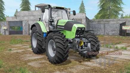 Deutz-Fahr Serie 7 TTV Agrotron für Farming Simulator 2017