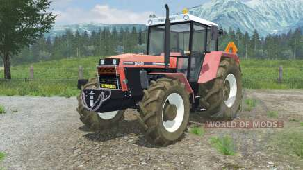 Zetor 16245 off autoreturn steering pour Farming Simulator 2013