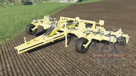 Agrisem Cultiplow Platinum plow für Farming Simulator 2017