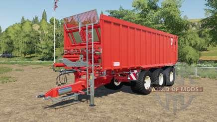 Kroger Agroliner TAW 30 capacité choicᶒ pour Farming Simulator 2017