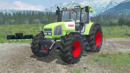 Claas Ares 826 RZ FL console pour Farming Simulator 2013