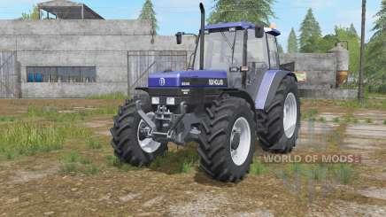 New Holland 8340 new sound für Farming Simulator 2017