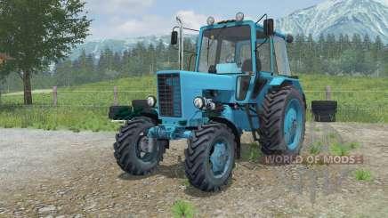 MTZ-82 Biélorussie animé des pièces de moteur pour Farming Simulator 2013