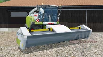 Claas Jaguar 980 with headers für Farming Simulator 2015
