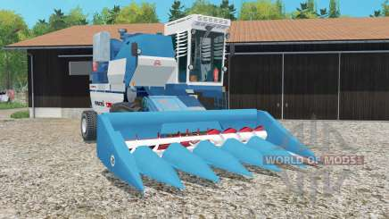 Jenissei-1200 NM mit den Reapern für Farming Simulator 2015