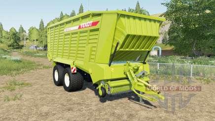 Fendt Tigo XR 75 D multifruit für Farming Simulator 2017