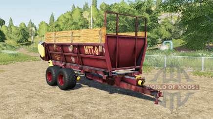 MTT-9 und FHM-7A für Farming Simulator 2017
