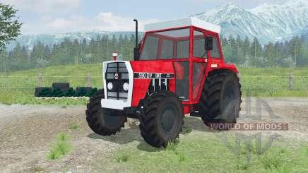 IMT 590 DV vivid red für Farming Simulator 2013