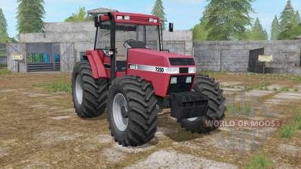 Case IH 7250 Magnum few wheel options pour Farming Simulator 2017
