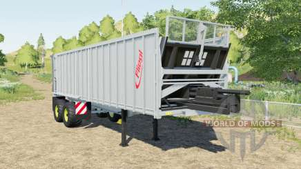 Fliegl ASS 298 Gigant added selectable capacity pour Farming Simulator 2017