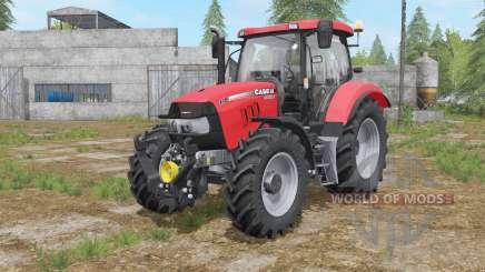 Case IH Maxxum configuration options engine für Farming Simulator 2017