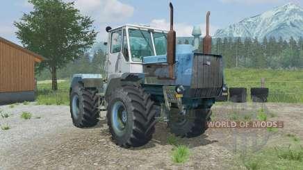 T-150K dynamische Abgasanlage für Farming Simulator 2013