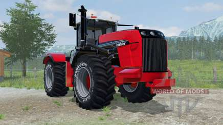 Buhler Versatile 535 animated steering wheel für Farming Simulator 2013