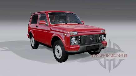 Lada 4x4 Urban (21214-57) 2014 pour BeamNG Drive