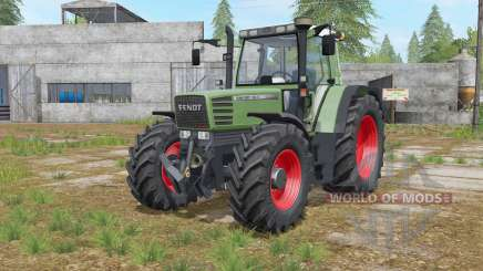 Fendt Favorit 500 C Turbomatik pour Farming Simulator 2017