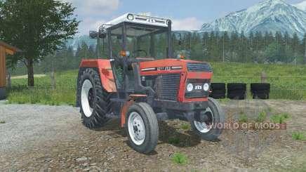 ZTS 8211 pour Farming Simulator 2013