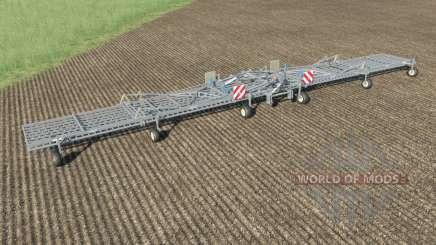 Treffler TS 1520-M3 multicolor pour Farming Simulator 2017
