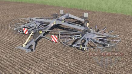 Kuhn GA 9531 multicolor pour Farming Simulator 2017