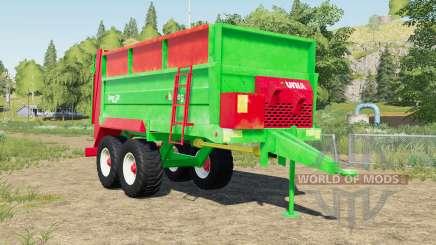 Unia Tytan 10 design selection pour Farming Simulator 2017