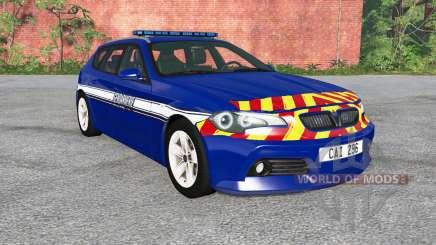 ETK 800-Series Gendarmerie v0.1.5 pour BeamNG Drive