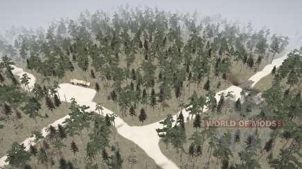 Sand Road pour MudRunner