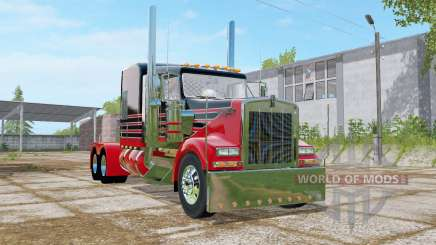 Kenworth W900 fixed cameras pour Farming Simulator 2017