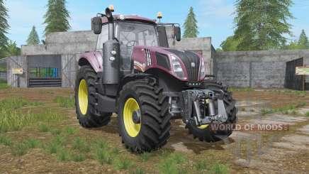 New Holland T8.435 front loader option für Farming Simulator 2017