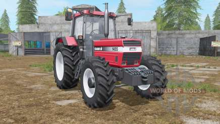 Case IH 1455 XL modified exhaust smoke für Farming Simulator 2017