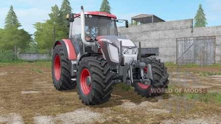 Zetor Forterra 135 16V konsola tura pour Farming Simulator 2017