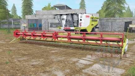 Claas Lexion 780 TerraTrac wattle für Farming Simulator 2017