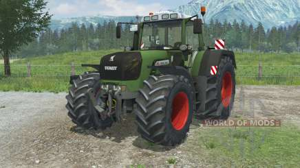 Fendt 930 Vario TMS wheels dirty für Farming Simulator 2013