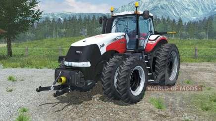 Case IH Magnum 340 twin wheel pour Farming Simulator 2013