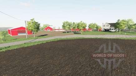 No Creek Farms pour Farming Simulator 2017