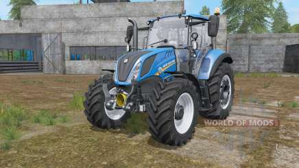 New Holland T5.100 chip tuning für Farming Simulator 2017