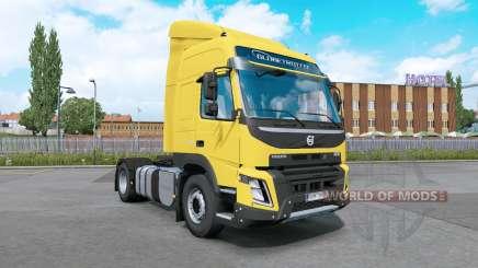 Volvo FM&FMX series für Euro Truck Simulator 2