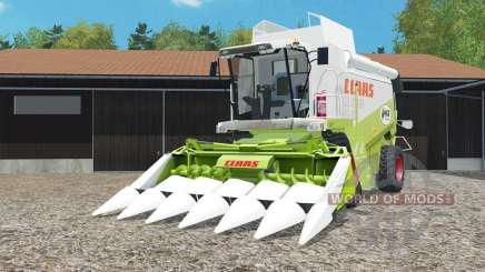 Claas Lexion 480 working animation and lighting pour Farming Simulator 2015