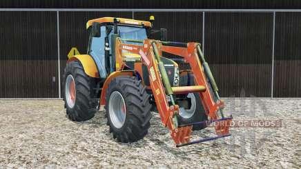 Ursus 15014 frontloader pour Farming Simulator 2015