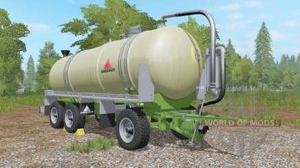 Annaburger HTS 24.27 added water pour Farming Simulator 2017