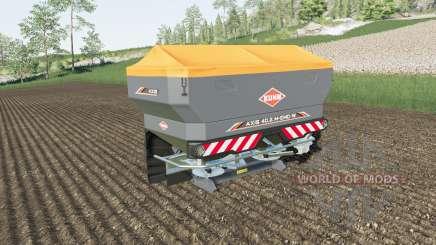 Kuhn Axis 40.2 M-EMC-W weed für Farming Simulator 2017