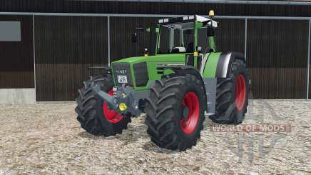 Fendt Favorit 824 Turboshift with basic scripts pour Farming Simulator 2015