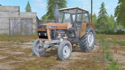 Ursus C-385 movable axis pour Farming Simulator 2017
