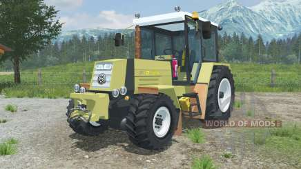 Fortschritt ZT 323-A halogen front and rear pour Farming Simulator 2013
