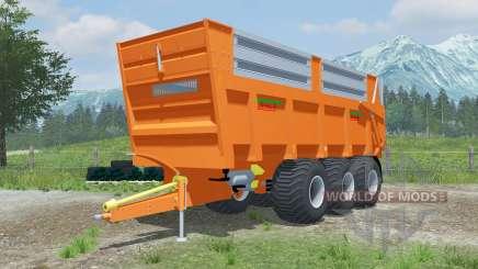 Vaia NL 27 princeton orange pour Farming Simulator 2013