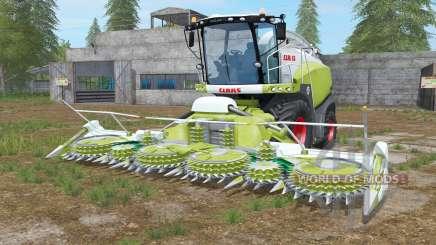 Claas Jaguar 800 & Orbis 750 pour Farming Simulator 2017